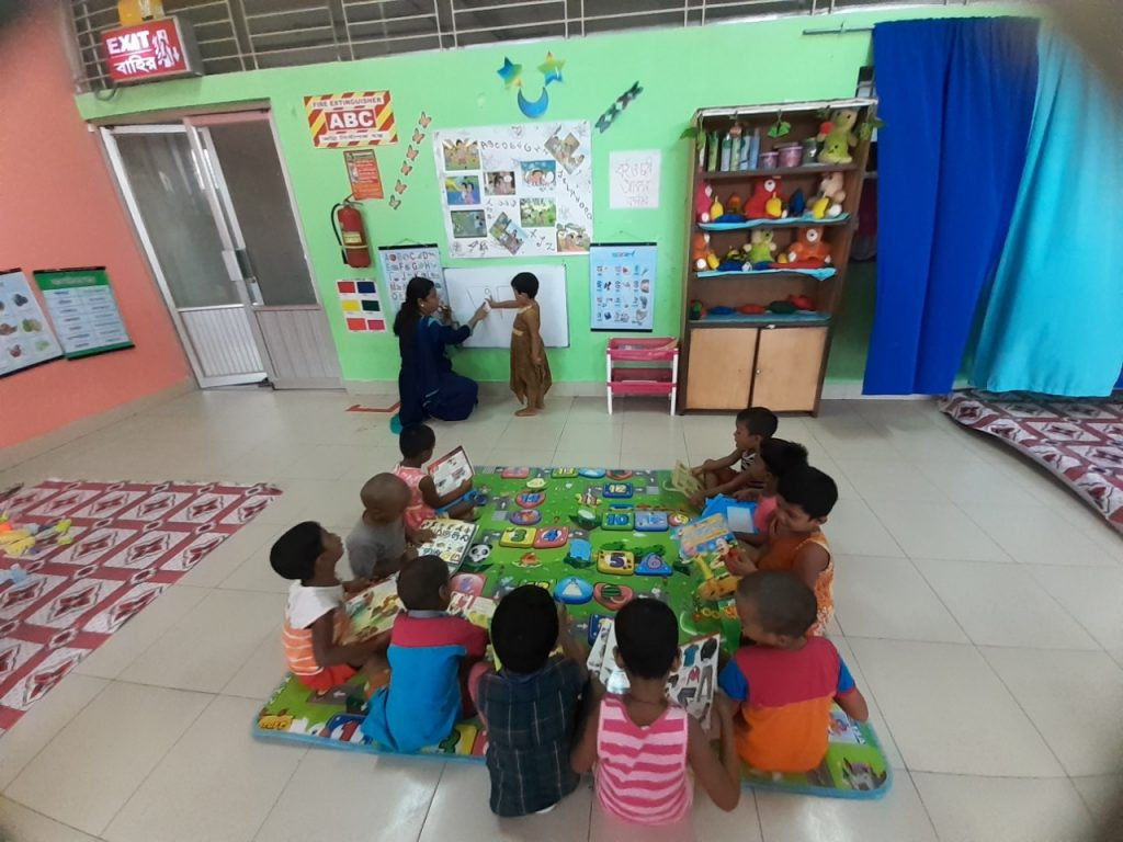 Childcare Home